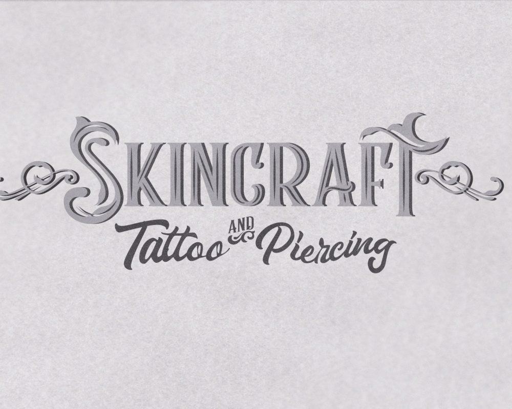 Branding Skincraft Tattoo & Piercing Studio
