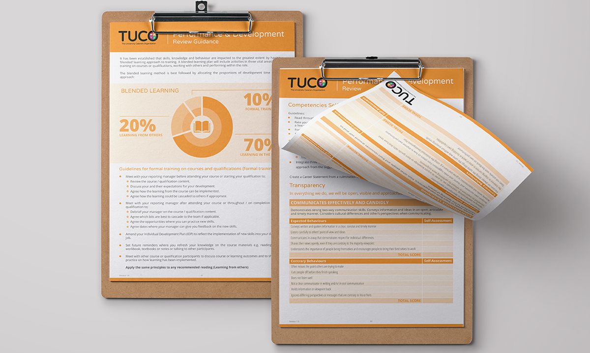 TUCO Ltd - Form Design